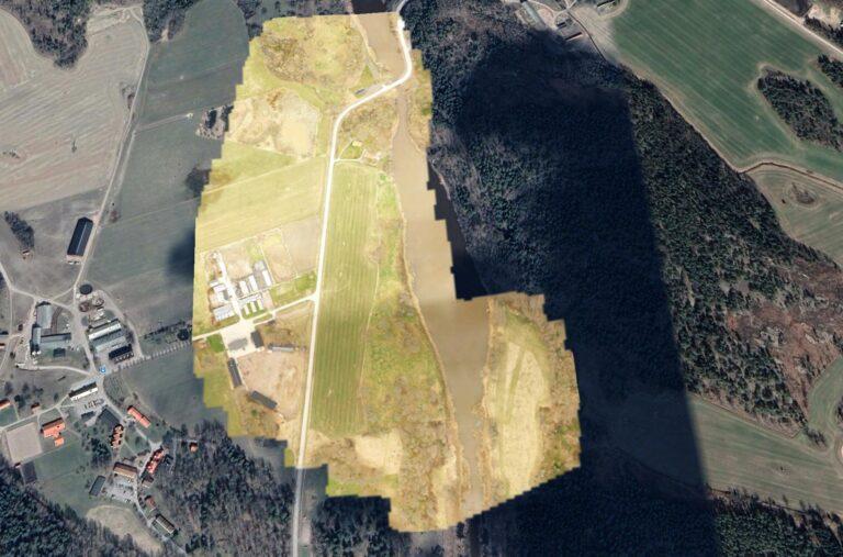 Arkeologiska undersökningar vid Stäket , Valstad